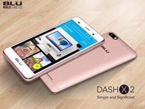 BRAND NEW BLU DASH X2 FACTORY UNLOCKED DUAL SIM SMARTPHONE