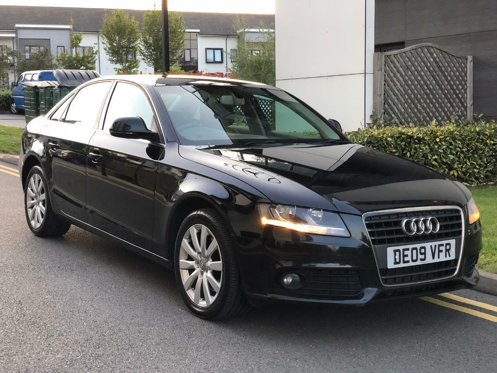 2009 AUDI A4 2 0 TDI SE AUTOMATIC MULTITRONIC | in Great Barr, West  Midlands | Gumtree