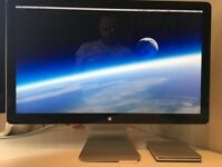 27-inch Apple LED Thunderbolt Display (Excellent Condition - Boxed)