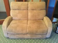 A Lazyboy two seater sofa in very good condition