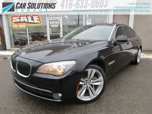 2011 BMW 7 Series Li xDrive-Sport package