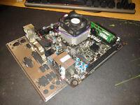 AM1 Itx board bundle