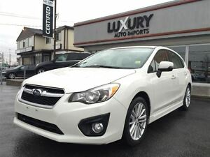 2013 Subaru Impreza 2.0I LIMITED, NAVIGATION, LEATHER ROOF, ONLY