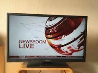 HITACHI 32 INCHES FULL HD LED TV for sale