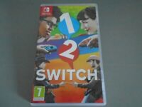 1-2-Switch video game for Nintendo Switch Two Player family game 1 - 2