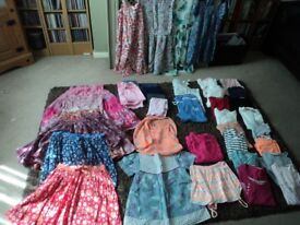 GIRLS CLOTHES AGE 8 AND 8-9 YEARS
