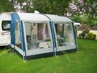 caravan awning kampa 330