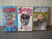 JETHRO VHS Videos