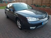 2007 ford mondeo diesel 2.0 black hpi clear good runner service history