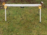 Dewalt chopsaw stand bench