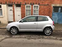 Volkswagen Polo 1.9 SDI . 2004 . LEFT HAND DRIVE . Diesel . 750 £
