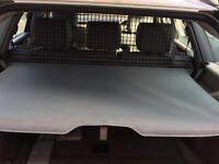 Mercedes w210 e class estate luggage cover grey