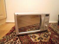 Daewoo Dual Heating System 900W E KOC-873TSL Microwave