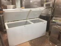 Commercial Caravel Chest Freezer