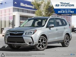 2015 Subaru Forester XT Limited W/ Navi Winter Tires