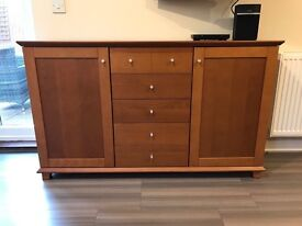 Sterling Furniture Sideboard Cherry