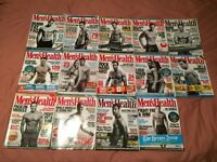Men's Health & Fitness / Muscle Magazines