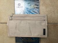 CARLTON INTERNATIONAL DE LUXE MONEY BELT