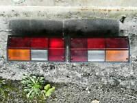 Vw T25 rear lights pair