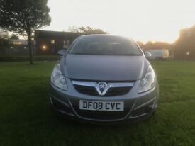Vauxhall Corsa 1.0 litre sxi, very economically and cheap on insuracnce