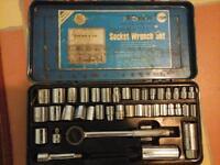 40 Piece Socket Set