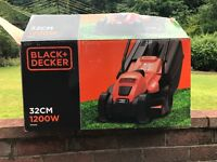 Black and Decker Lawnmover