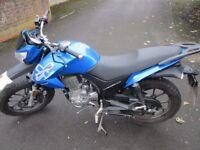 Lexmoto Assault 125cc, ideal first Motorbike