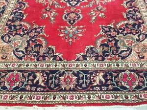 Persian Hand Made Wool rug.10x7 ft
