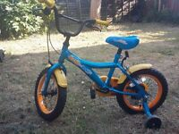 Baby Bike & Baby Cot (Excellent Condition/Not used)