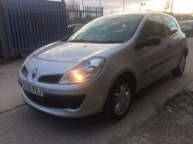 RENAULT CLIO 1.2 16v Extreme 3dr Silver color 2006
