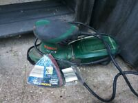 Bosh PSM 160A sander in good working condition