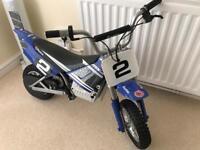 Bike Electric Razor Dirt Bike 24Volts, Electric Bike Brand New