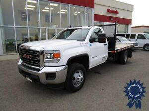 2016 GMC Sierra 3500HD Regular Cab 4X4 DRW w/12' Deck