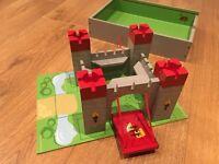 La Toy Van Wooden fort