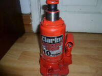 10 Tonne Bottle Jack