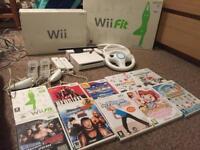 Nintendo Wii bundle boxed