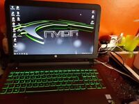 Hp gaming notebook- swap for another gaming notebook- laptop or grab bargain!