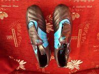UMBRO SX FOOTBALL BOOTS SIZE 9.5