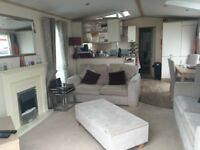 LUXURY 2012 PEMBERTON SERENA STATIC CARAVAN FOR SALE SITED ON CARDIGAN VIEW HOLIDAY PARK, PORTHMADOG