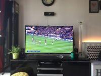 Besta Burs tv cabinet and DVD cabinet