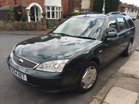 2004*FORD MONDEO 2.0 TDCI AUTOMATIC ESTATE*9 MONTHS MOT*FULL SERVICE HISTORY*NICE FAMILY CAR