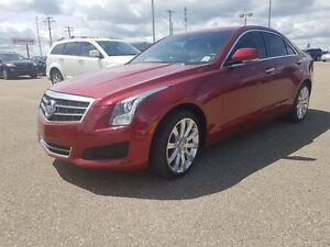2014 Cadillac ATS 4 Luxury Packages AWD Leather/Nav/Remote Start