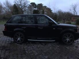 Range Rover Sport Black