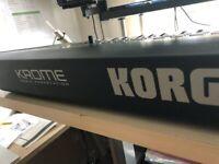 Korg Krome -73 key version with Carry Bag
