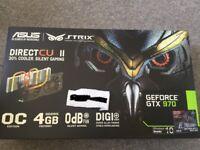 Asus STRIX GTX 970 4GB GPU