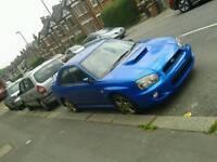 **MINT** Subaru Impreza WRX long MOT! (Perfect example!!)