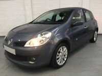 2006 Renault Clio 1.4 16v 98 5dr **Full Years MOT** Similar to Ford Fiesta Ch...