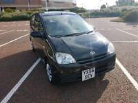 2007 DAIHATSU CHARADE 1.0 ENGINE, 12 MONTHS M.O.T EXCELLENT RUNNER DRIVER