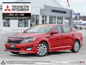 2014 Kia Optima EX! REDUCED! HEATED LEATHER! BACKUP CAM! ONLY 27