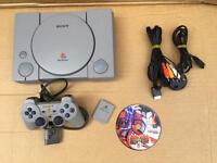 Sony ps1 in superb condition